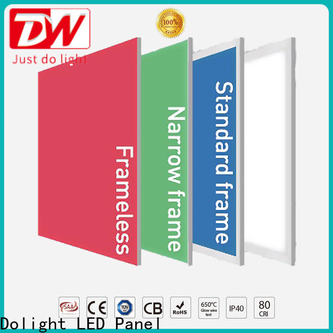 Latest rgb light panels rgbw manufacturers for shops