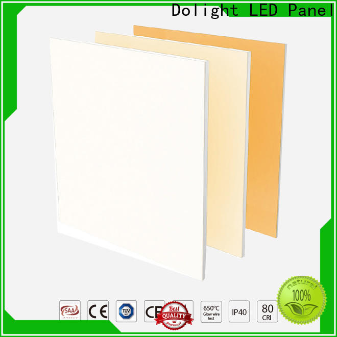 Dolight LED Panel classic surface mounted led panel light for business for malls hotels