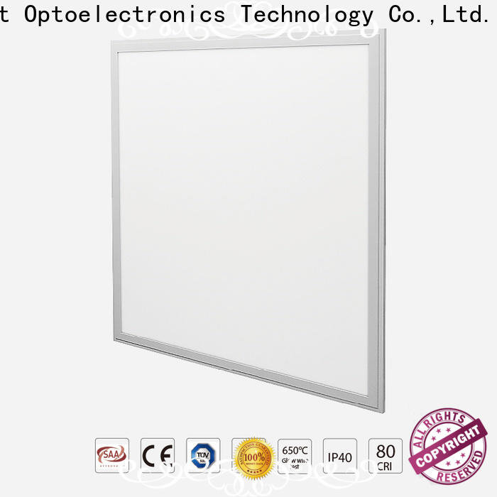 Custom led wall panel light uniform for business for boardrooms