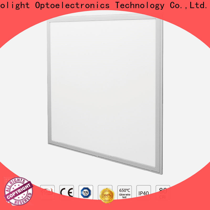 High-quality led panel light 600x600 led suppliers for corridors