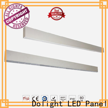Dolight LED Panel grille led linear fixture company for office
