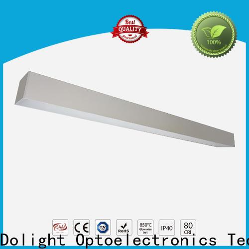 Dolight LED Panel Custom linear led pendant light manufacturers for school