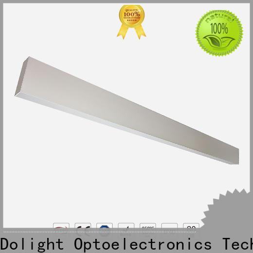 Dolight LED Panel Best suspended linear led lighting manufacturers for office