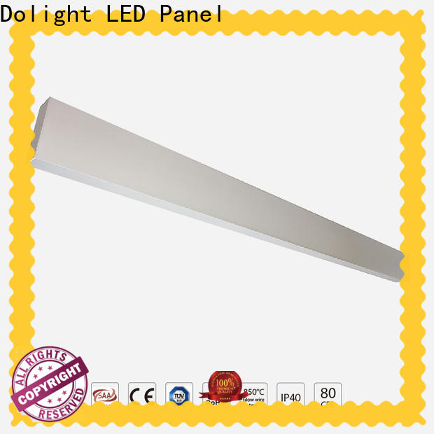 Dolight LED Panel Best led linear lighting suppliers for shops