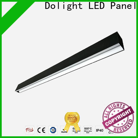 Dolight LED Panel Latest led linear fixture suppliers for shops