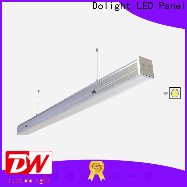 Dolight LED Panel cover led trunking light factory for supermarket
