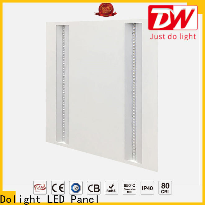 Dolight LED Panel Custom flat panel led lights suppliers for retail outlets