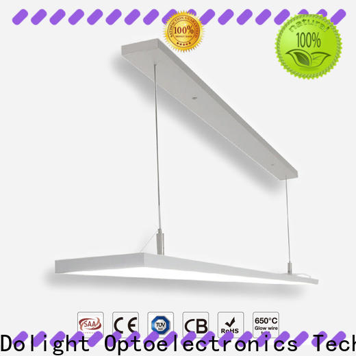 Dolight LED Panel light linear panel manufacturers for bookstore