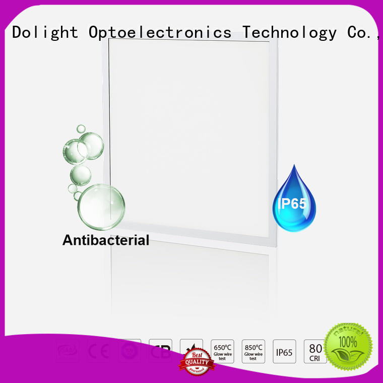 Dolight LED Panel Brand special waterproof panel led ip65 hospital supplier